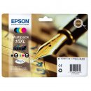 Epson 16XL / T1636 / C13T16364010 Rainbow Set + Black...