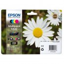 Epson 18XL / T1816 / C13T18164010 Rainbow Set + Black...