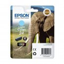 Epson 24 / T2425 / C13T24254010 Tinte Light Cyan